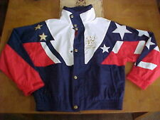 OFFICIAL 1998 USA Nagano Olympics Team Ski / Snowboard Jacket Medal Stand S