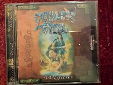 STAINLESS STEEL - WIGANT. CD