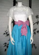 NEW S Dress Vintage Ball gown Union USA Princess Deadstock Cinderella costume