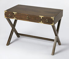 WEST INDIES CAMPAIGN WRITING DESK - CONSOLE TABLE - FREE SHIPPING*
