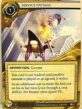 Android netrunner LCG - #057 Service Maa-Escalation