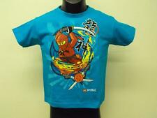 NEW LEGO NINJAGO KID KIDS  SIZE 7  T-SHIRT