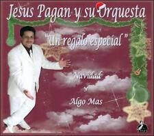 Jesus Pagan y su Orquesta-Un Regalo Especial  CD NEW