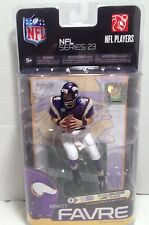 McFarlane Sportspicks Series 23 Football Quarterback Vikings Brett Faver