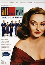 All About Eve [2 Discs] (2008, DVD NEUF)2 DISC SET