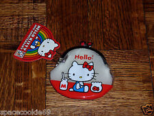 SANRIO HELLO KITTY CON 40TH ANNIVESARY COIN PURSE BRAND NEW 1976 REPLICA