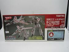 Macross 1/144 Gi-MIX VF-1J Valkyrie Fighter + Battroid 2 Model Kit Set TomyTec