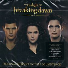 The Twilight Saga - Breaking Dawn, Part 2 - Soundtrack - CD Neu Reeve Carney