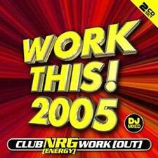 NEW - Work This 2005 by Work This! Club NRG Work (Out)