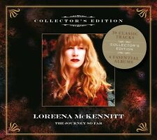 LOREENA MCKENNITT - THE JOURNEY SO FAR (COLLECTORS EDITION) 4 CD NEU