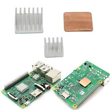 Aluminum Heat Sink Copper Heatsink For Raspberry Pi 3 Model B / Pi 2 / B+