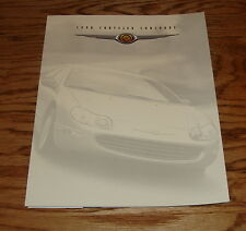Original 1998 Chrysler Concorde Foldout Sales Brochure 98
