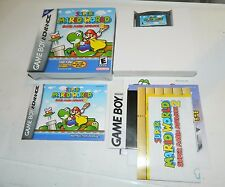 Super Mario Advance 2: Super Mario World (Game Boy Advance) GBA *COMPLETE IN BOX