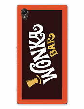 Willy Wonka Wonka Bar Sony Xperia Z3  Hard Case / Cover