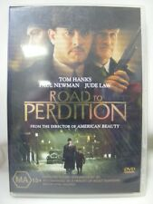 DVD ROAD TO PERDITION - R 4