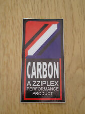 ZZIPLEX rod sticker/label/decal (fishing rod repair, re-build, refurbishment)