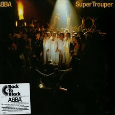 ABBA - Super Trouper (180g 1LP Vinile + MP3 Scarica) Torna A Nero
