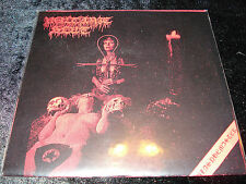 "VOLCANIC SLUT Blasphemaster 7"" EP black thrash metal Divisions horrid cross NEW"