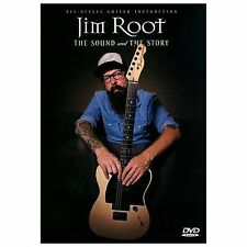 Jim Root: The Sound and the Story DVD Region 1, NTSC