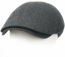 Ililily New Men's Cotton Flat Cap Cabbie Hat Gatsby Ivy Caps Irish Hunting Hats