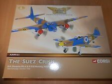 CORGI AVIATION D.H MOSQUITO PR.16 & P-51D MUSTANG, ISRAELI AIR FORCE 1956 1:72