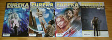 Eureka #1-4 VF/NM complete series based on the SyFy TV show 2 3 set lot boom!
