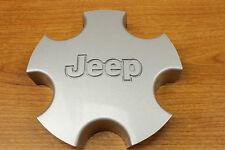2001-2004 Jeep Grand Cherokee Silver Wheel Center Hub Cap Cover Mopar OEM