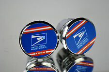 new Trek USPS postal team Handlebar End Plugs, plug Bar End Caps vintage USA