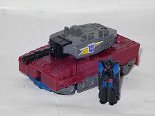 TRANSFORMERS G1**TARGETMASTER QUAKE 99 % COMP**ORIGINAL 80'S**MUST SEE**