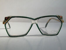 Cazal Vintage Eyeglasses - Ex-Display- Model 324 - Col. 652 - Gold, Marble Green
