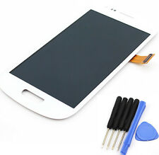 White Complete LCD Display Touch Digitizer for Samsung Galaxy S3 Mini i8190 Tool