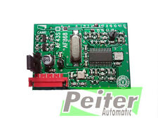 2 channel Came AF868 plug-in receiver - fixed code, frequency 868,35 MHz