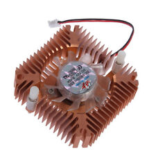 10PCS Cooling Fan Heatsink Cooler for PC Computer Laptop CPU VGA Video Card DZA