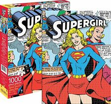 Supergirl 1000 piece jigsaw puzzle 690mm x 510mm (nm)