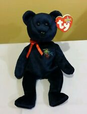 Ty Beanie Baby Sparks the Bear (UK Exclusive) DOB 11-5-02  Retired/New