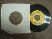 "THE FANTASTIC JOHNNY C- LOOK WHAT LOVE CAN MAKE YOU DO/ BOOGALOO DOWN . ""SINGLE"""