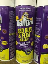 Bengal Bed Bug Spray and Flea Killer, Household Insecticide, contains Nylar