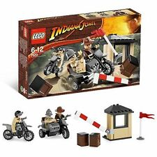 *BRAND NEW* Lego Indiana Jones Last Crusade MOTORCYCLE CHASE 7620
