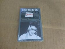 JANE CHILD WELCOME TO THE REAL WORLD FACTORY SEALED CASSETTE SINGLE