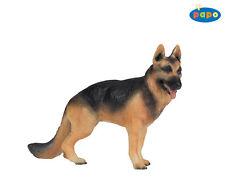 Perro pastor alemán 10,5 cm Animales de granja Papo 54004