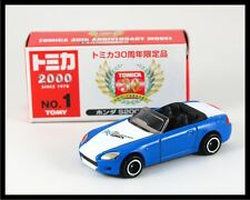 TOMICA 30th ANNIVERSARY #1 HONDA S2000 1/57 TOMY DIECAST CAR NEW 64