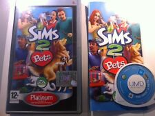 PSP THE SIMS 2 PETS VERSIONE ITALIANA