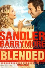 Blended - original DS movie poster - 27x40 D/S - 2014 Adam Sandler