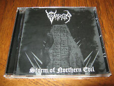 "VARGR ""Storm of Northern Evil"" CD  nordvargr drakh mz412"