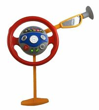Steering Wheel Car Toy Kids Toddler Seat Driving Horn Sounds Game Children NEW