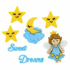 Dress It Up Buttons Jesse James Sweet Dreams Baby# 8296 Flat Rate Shipping