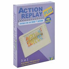 Saturn Action Replay 4M Memory Card Auto Plus for SEGA Saturn PC COMMS Card