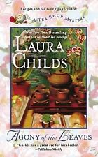 Agony of the Leaves 13 by Laura Childs (2013, Paperback)