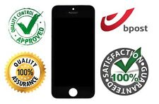 IPHONE 5 SCHERM ECRAN SCREEN - ZWART NOIR BLACK - NIEUW NOUVEAU NIEUW