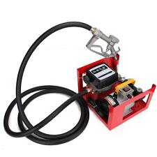 220V Electric Fuel Self-Priming Transfer Pump Bio Oil Diesel Kerosene 60L/Min